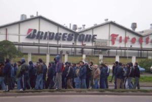 Trabajadores de Firestone en Lucha